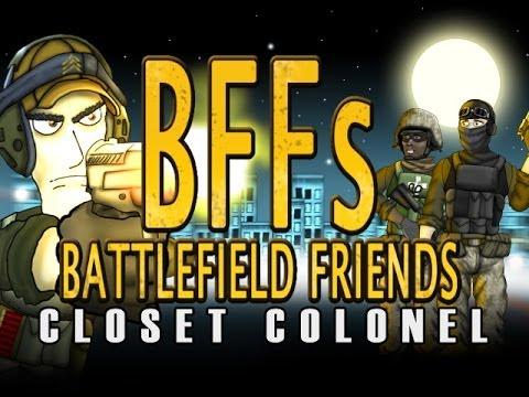 Battlefield Friends Closet Colonel S2 Ep8