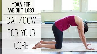 Yoga For Weight Loss - Yoga Core Workout