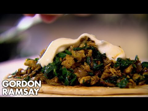 Snacking Recipes | Gordon Ramsay