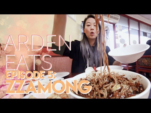 ARDEN EATS | Episode 5: Zzamong (Los Angeles)