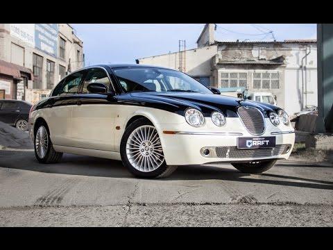Jaguar S-Type by Craft_sw/Russia Novosibirsk
