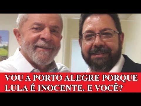 10 razões para ir apoiar Lula em Porto Alegre