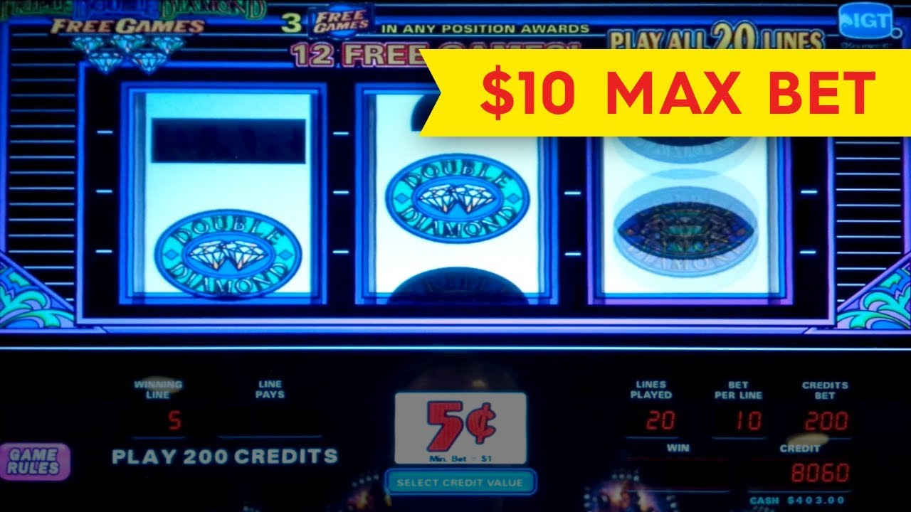 Free Double Diamond Slot Games