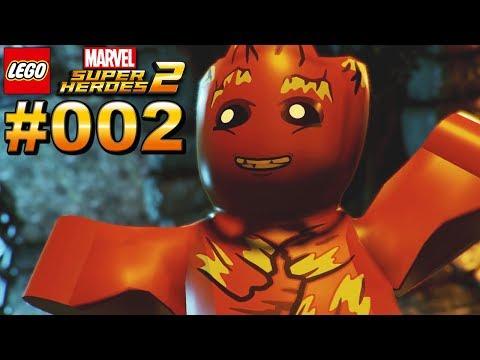 LEGO MARVEL SUPER HEROES 2 #002 ICH BIN GROOT [Deutsch]