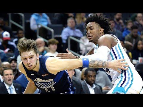 Charlotte Hornets Vs Dallas Mavericks LIVE