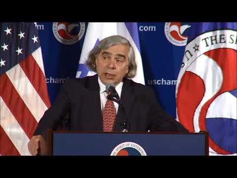 Secretary of Energy Moniz on BIRD Energy Oct  2015