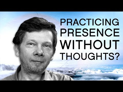 Is Presence Possible Without Questioning Thoughts?