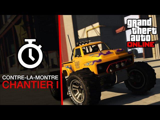 [GUIDE] Contre-la-montre RC Bandito Chantier I - GTA Online