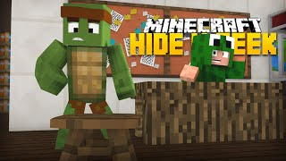 Minecraft - WE CAN'T FIND LITTLE KELLY!!?