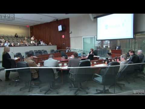 Hamilton City Council Public Works Committee for February 13, 2017