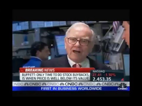 How To Invest In The Stock Market - Advice by Warren Buffet Make Incom Passive