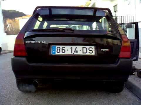 citroen ax 1 4 gti ds by pedroperformance youtube. Black Bedroom Furniture Sets. Home Design Ideas