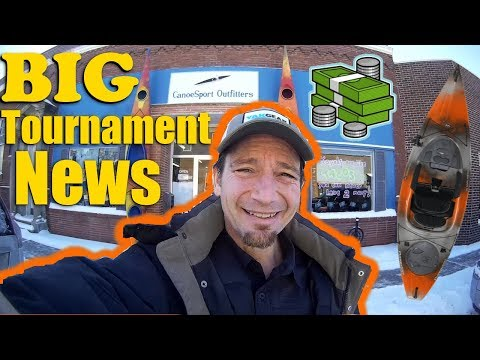 Iowa Paddle Expo - Kayak Fishing Tournament Announcements