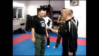 Вязкая работа на нож.Система РРБ.Systema-Russian Martyal Art-Hand to Hand Combat.