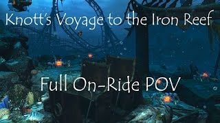 Voyage to the Iron Reef: On-Ride POV