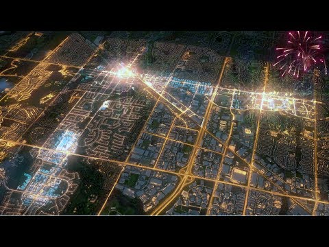 Brampton Urban Area Vision