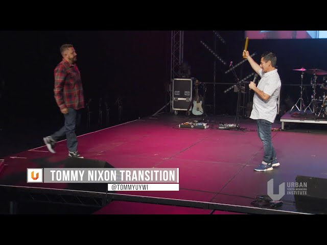 UYWI Natl. Conf. 2019 - Tommy Nixon Transition