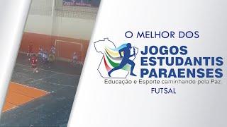 MELHOR DO JEPs #10 - FUTSAL CATEGORIA A