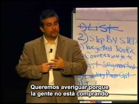 Lo Esencial para Internet Marketing -- Armand Morin -- (108 min) Subtitulado