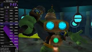 [PS2] Ratchet & Clank NG+ Speedrun in 29:30 - By Scaff