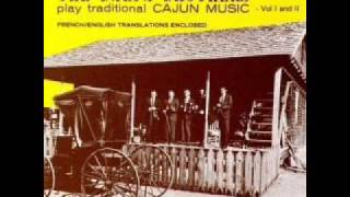 Cajun - Balfa Brothers - Drunkards Waltz WITH Lyrics