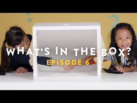 Kids Guess What's in the Box? | Ep. 6 | HiHo Kids