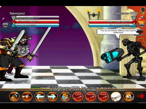 zwaarden en sandalen ultra full version hacked games