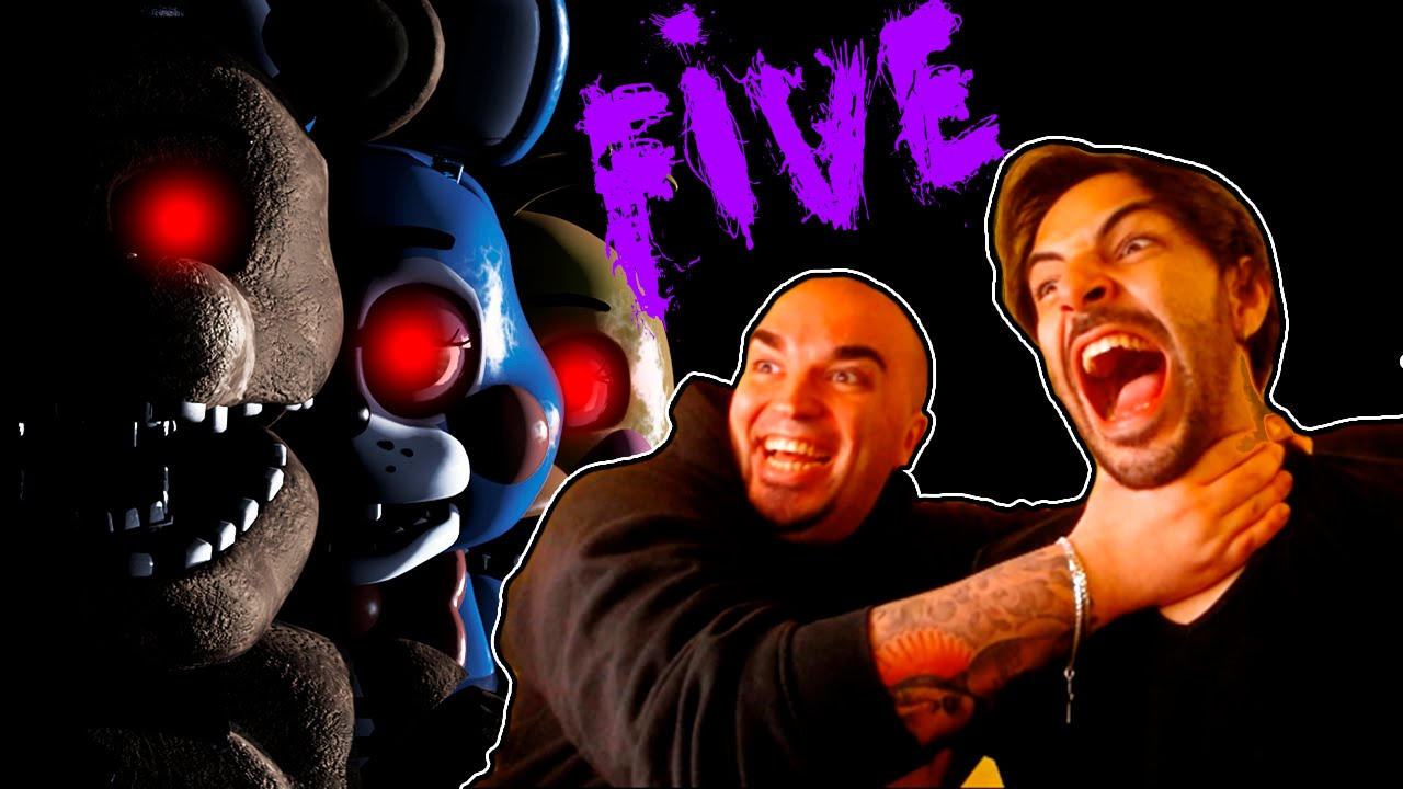 VanossGaming-Net-Worth Five Nights At Freddys Gaming