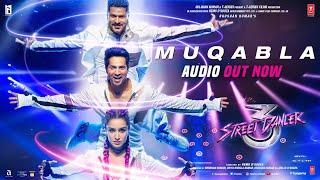 Full Audio Muqabla-Street Dancer 3D (Tamil)| A. R. Rahman |Prabhudeva | Varun D,Shraddha K| Tanishk