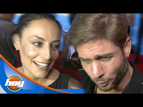 Marimar Vega y Horacio Pancheri hablan por primera vez de su relación | Hoy