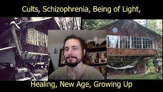 Nick and I continue with Cults, Schizophrenia, Being of Light, Healing,