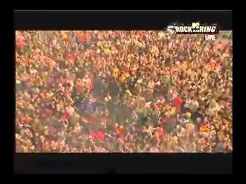 Sportfreunde Stiller - Ein Kompliment MTV Live Rock am Ring 2008