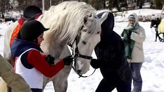 Конный пробег Байкальский путь 2018