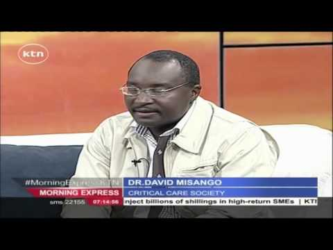 STATE OF THE NATION 22nd October 2015 - Kenyan National Expenditure