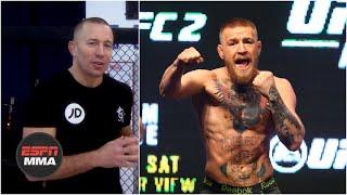 GSP breaks down McGregor vs. Cerrone   UFC 246   ESPN MMA