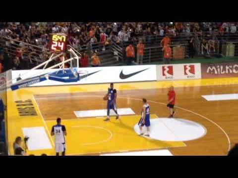 Antetokounbros Streetball Event Thessaloniki 2016 Highlights