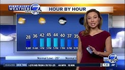 Calmer weather in Colorado today, then more storms on the way!