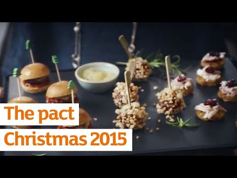 The Pact | Sainsbury's Ad | Christmas 2015