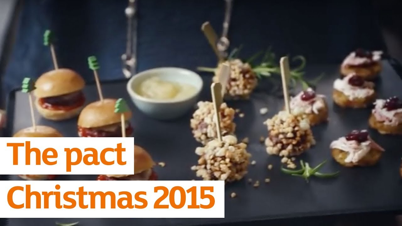 The Pact Sainsburys Ad Christmas 2015