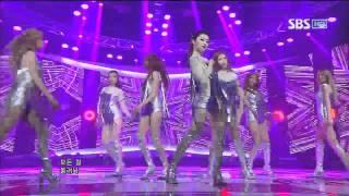 애프터스쿨 [Flashback] @SBS Inkigayo 인기가요 20120708