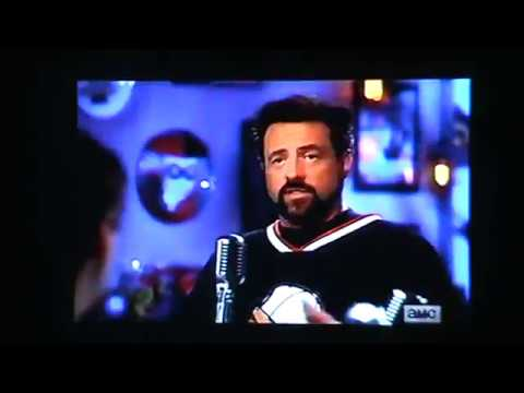 COMIC MAN PRODUCTIONS: AMC COMIC BOOK MEN WALT SMELLING SUPE