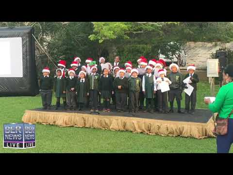 Fairmont Southampton Christmas Tree Lighting Celebration, December 8 2019