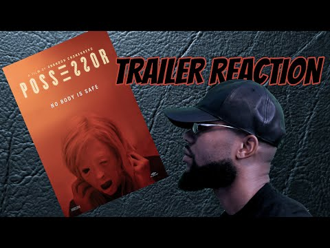 Possessor (2020 scifi/thriller) TRAILER REACTION | #Possessor #Scifi #TrailerReaction #Movies