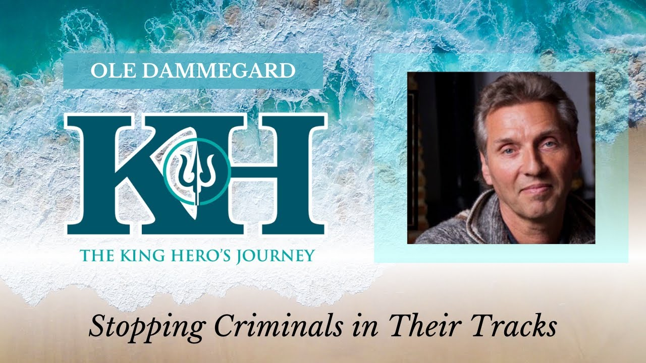 Stopping Criminals in Their Tracks With Ole Dammegard, Attack and False Flag Expert