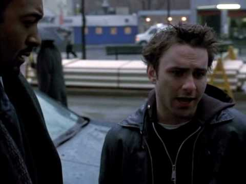 """Charlie Day in """"Law & Order"""""""