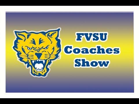 FVSU Coaches Show - FVSU versus Savannah State