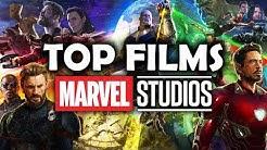 TOP 22 - FILMS MARVEL MCU