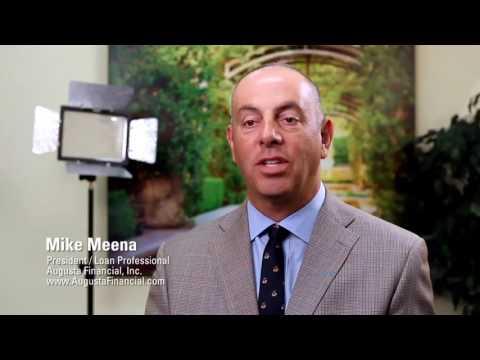 Mike Meena Augusta Financial Testimonial Credit Smart Repair Santa Clarita
