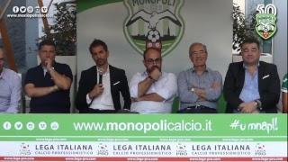Il Monopoli presenta il direttore sportivo e staff tecnico