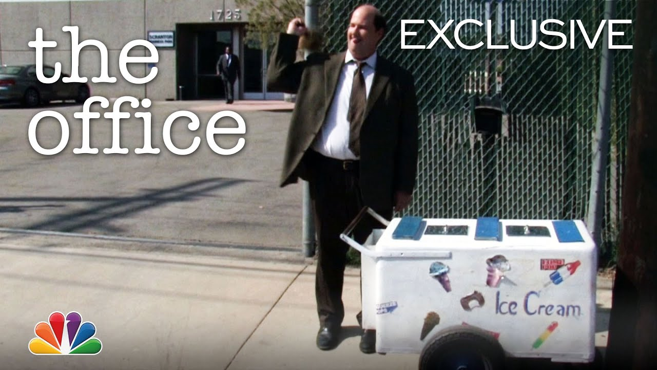 Malone's Cones: Kevin's Ice Cream Stand - The Office
